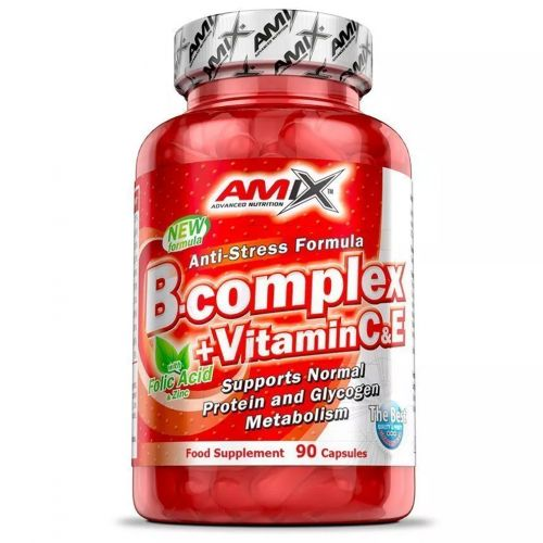 Amix B-Complex + vitamin C,E
