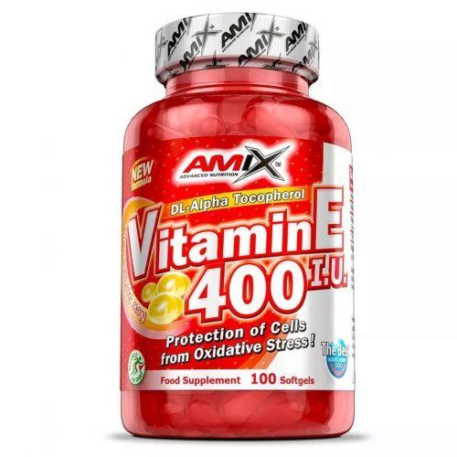Amix Vitamin E400 I.U.