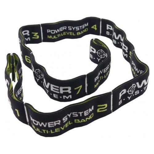 Power System Guma na cvičení MULTILEVEL Elastic Band PS 4067
