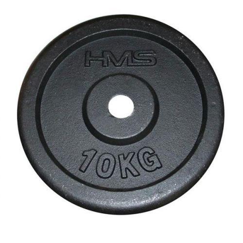 Kotouč HMS černý 10 kg