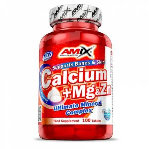 Amix Calcium + Mg & Zn